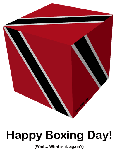 What is Boxing Day?!?