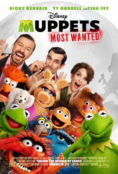 Muppets Most Wanted Review :: SocaMom.com