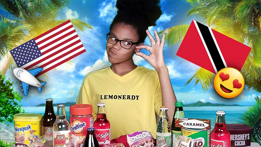 American Kids Try Caribbean Snacks