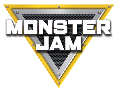 Monster Jam Logo - Socamom