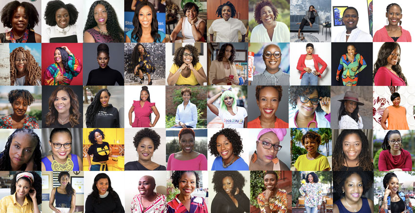 50 Women from the Caribbean Diaspora Spoke at the Socamom Summit.