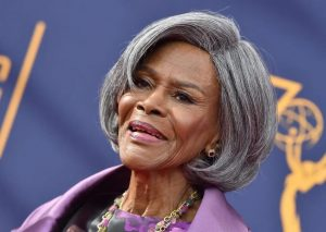 Cicely Tyson attends the 2018 Creative Arts Emmy Awards at Microsoft Theater on September 8, 2018 in Los Angeles, California.
