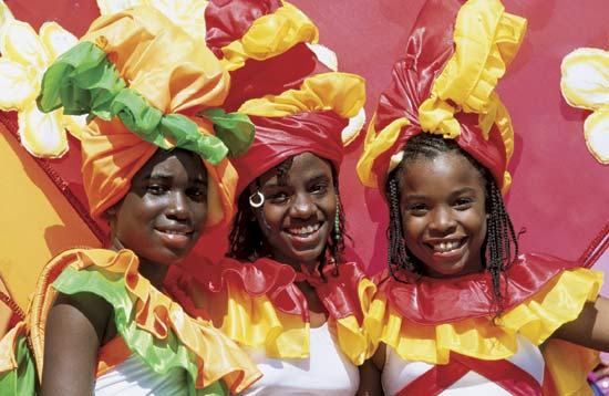 Get your kids connected to Caribbean Culture!