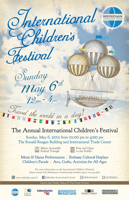International Children's Festival - DC - May 6, 2012