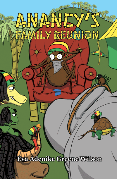 Order Anancy's Family Reunion on Amazon