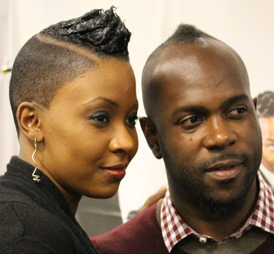 Fay-Ann Lyons and Bunji Garlin Talk Family with SocaMom.com