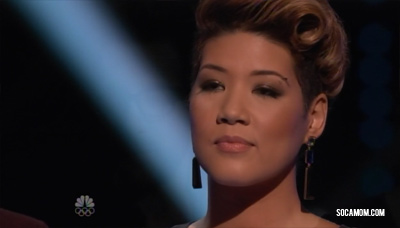 Tessanne Chin Advances to the Top 5 on the Voice :: SocaMom.com