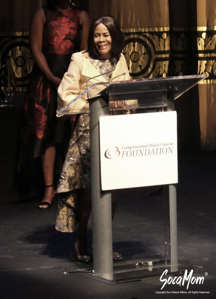 Cicely Tyson at 20th Annual Celebration of Leadership in the Fine Arts Awards Ceremony in Washington, DC in support of the Congressional Black Caucus Foundation, Inc.'s Spouses Visual and Performing Arts Scholarship Fund.