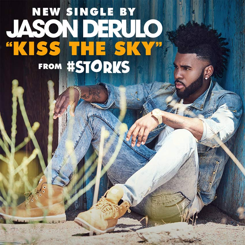 Jason Derulo Kill the Sky from Storks the Movie