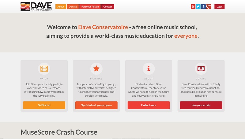 Free Music Lessons for Homeschoolers