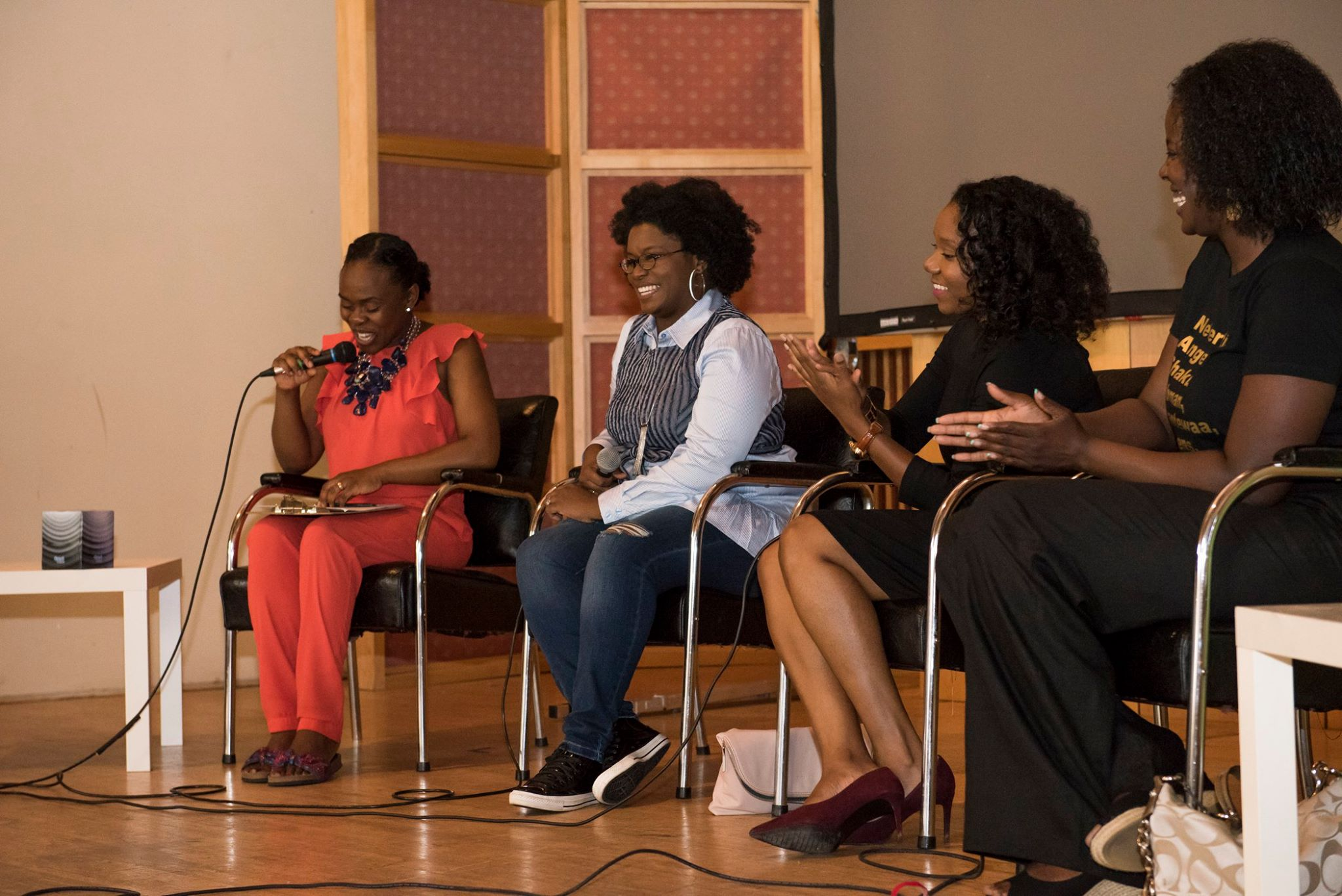 Black Moms Connection Conference - Education Panel
