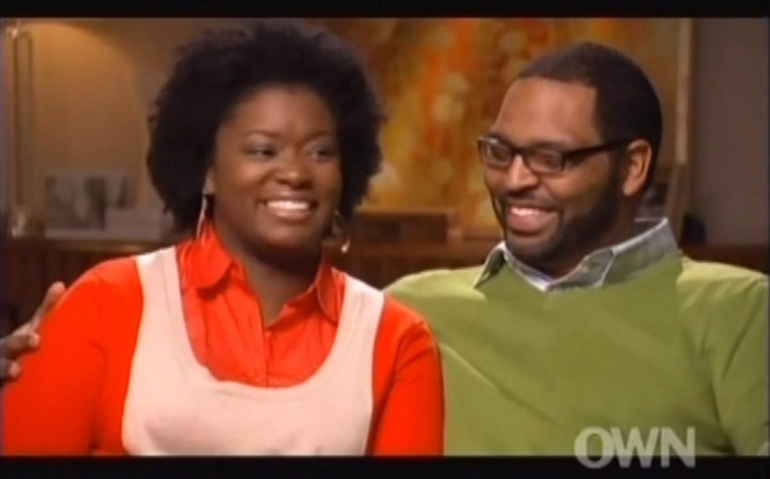 Eva and Don on Oprah's Life Class