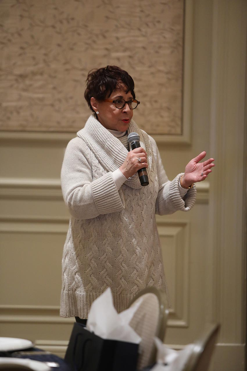 Sheila C. Johnson, Founder and CEO of Salamander Hotels and Resorts