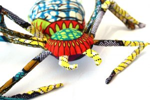 How to Make an Anancy Plush Spider