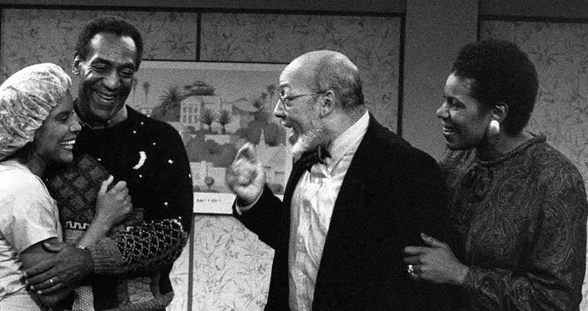 Jamaican Actor, Professor, and Poet Dennis Scott on the Cosby Show