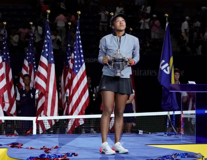Naomi Osaka Wins U.S. Open