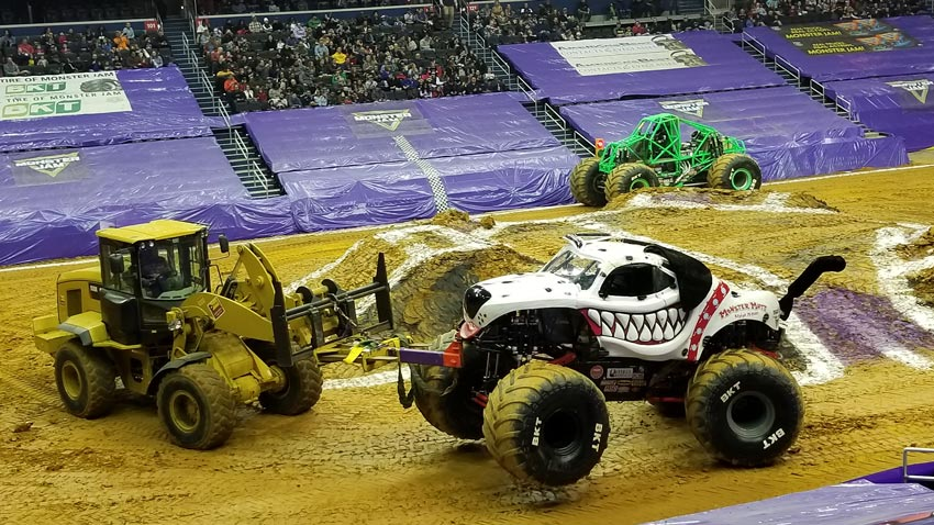 Monster Jam 2019 in Washington, DC