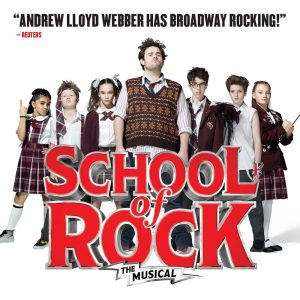 School of Rock Ticket Giveaway