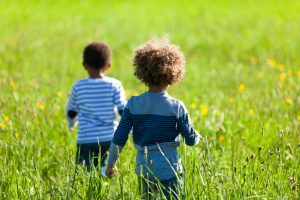 Caribbean Parenting Amongst the Weeds