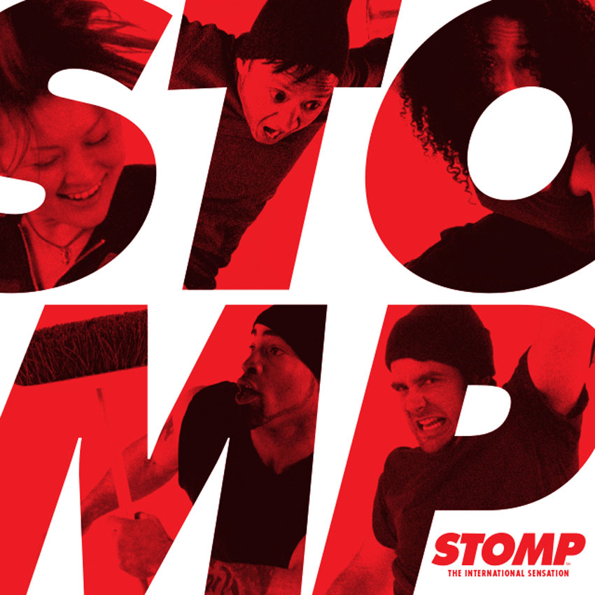 Enter for a chance to win tickets to STOMP at the National Theatre.