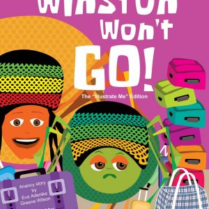 Winston Won't Go Book Cover